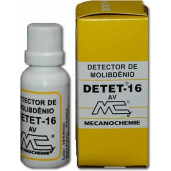DETECTOR DE MOLIBDÊNIO - DETET 16
